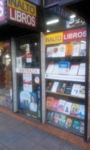 Librería Inalto, sucursal Ramos Mejía